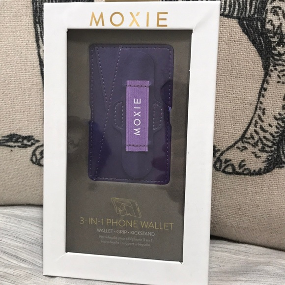 moxie Accessories - Phone wallet